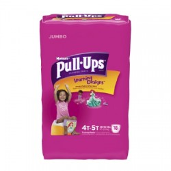 Pull-Ups Learning Designs Pull On Youth Training Pants 4T-5T - 30571