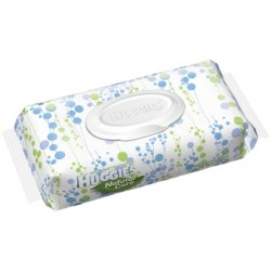 Huggies Natural Care Baby Wipes - Unscented