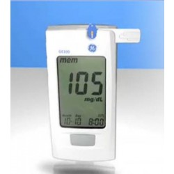 GE100 Blood Glucose Meter - 99GM555GR1