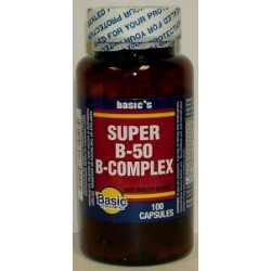 Basics Super B-50 Vitamin - 2176410