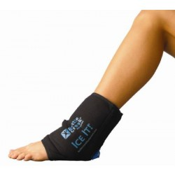 "The Ice It ColdCOMFORT Ankle/Elbow/Foot System, 10.5"" X 13"" 10.5 X 13 Inch - 514"