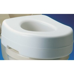 Raised Toilet Seat, Fits Standard Toilet 5-1/2 Inch - B310-00
