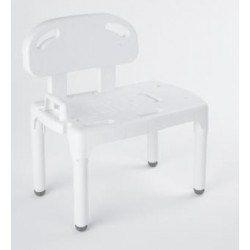 Carex Transfer Bench 17.5 to 22.5 Inch - FGB170C0 0000