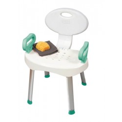 Shower Chair 16-1/2 to 22-1/2 Inch - FGB66000 0000