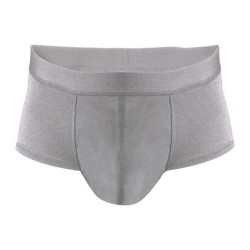 Men's Large Grey Absorbency Underwear