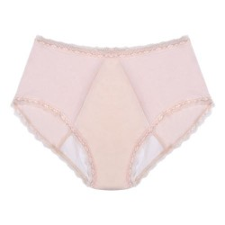Woman's Large Absorbency Bamboo Underwear