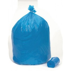 Blue Recycling Liners - 33 Gallon - XX Heavy Duty