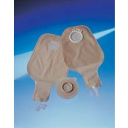 High Output Drainable Opaque Pouch