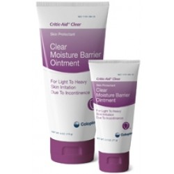 Critic-Aid Clear Moisture Barrier Ointment 4 g Packet - 7565