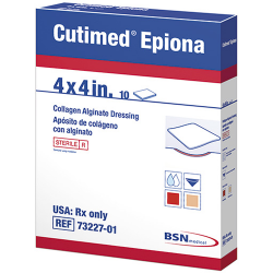 Cutimed Epiona Collagen Alginate Dressing