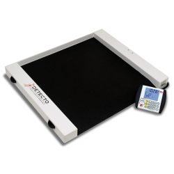 Detecto CR500D Roll-A-Weigh Wheelchair Scale