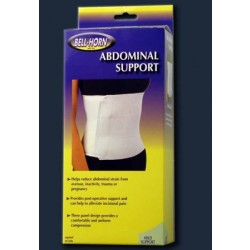 """Bell-Horn Abdominal Support, Large/X-Large 46"""" - 62"""" Waist Large / X-Large - 168"""