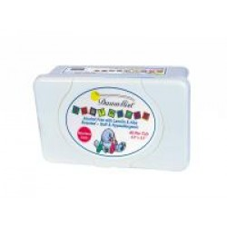 DawnMist Baby Wipes with Lanolin and Aloe