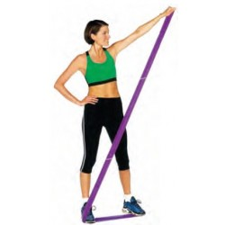 Resist-A-Band Exercise Band 5 Foot - LXB5835R