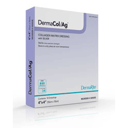 Dermacol AG Collagen Matrix Dressing with Silver