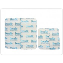 Dermarite Bordered Gauze Dressing with Adhesive Border
