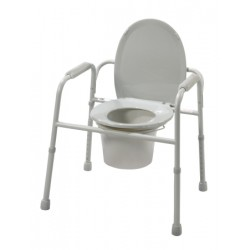 Commode Chair 16 to 21.75 Inch - 11105N-4