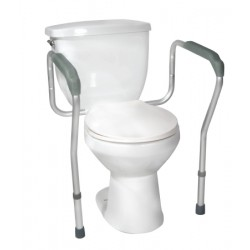 Toilet Safety Frame 25-1/2 to 29-1/2 Inch - 12001KD-1