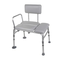 Padded Transfer Bench by Drive Medical - 12005KDR-1