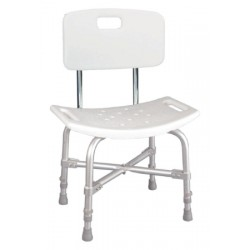 Deluxe K.D Bariatric Bath Bench 14 - 21 Inch - 12021KD-1