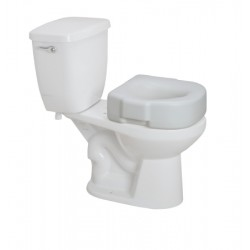 Drive Raised Toilet Seat 6 Inch - 12038-3
