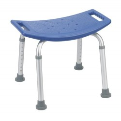 Bathroom Safety Shower Tub Bench Chair by Drive Medical - 12203KDRB-1