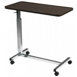 Deluxe Tilt Top Overbed Table 26.5 to 39 Inch - 13008