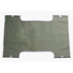 Bariatric Heavy Duty Canvas Sling by Drive Medical - 13060