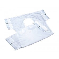 Seat and Back Commode Sling 40 X 40 Inch - 13061