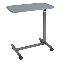 Plastic Top Overbed Table by Drive Medical - 13069
