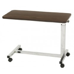 Low Height Overbed Table by Drive Medical - 13081