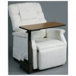 Seat Lift Chair Overbed Table by Drive Medical - 13085LN