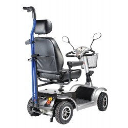 Power Mobility Crutch / Cane Holder by Drive Medical - AH1000