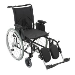 Cougar Ultralight Wheelchair by Drive