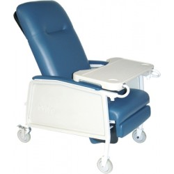 Multi-Position Recliner 21 Inch - D574-BR