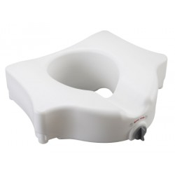 Elevated Toilet Seat without Arms by Drive Medical - RTL12026