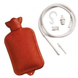 Combination Douche And Enema System w/Water Bottle - 42-842-000