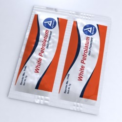 White Petrolatum, 5 g Foil Packet - 1140