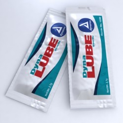 Lube Jelly 2.7g Foil Packet - 1250