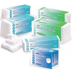 Surgical Sponges All Gauze Non Sterile