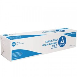 Surgical Gauze Sponge - Cotton Filled