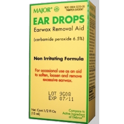 Ear Wax Removal Cleaning Drops