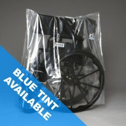 Wheelchair/Walker/Commode Equipment Cover,Clr,150 - BOR282235
