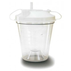 Disposable Canister 800cc Disposable Suction Canister
