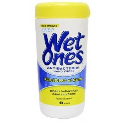 Wet Ones Personal Wipe - 3293339