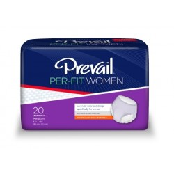 Prevail Pull On Absorbent Underwear Moderate Absorbency X-Large - PFM-512