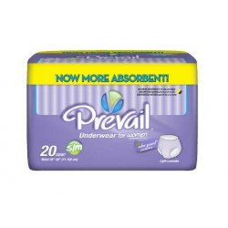 Prevail Pull On Absorbent Underwear Heavy Absorbency Small / Medium - PWC-512/1