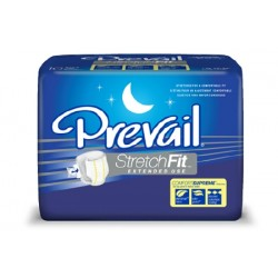 Prevail StretchFit Tab Closure Incontinent Brief Heavy Absorbency Size B - SFX-A