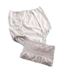 Snap Closure Protective Underwear Large - SNAPLG