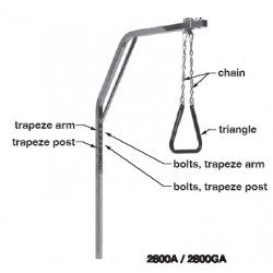 Graham-Field Versa-Helper Trapeze